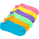 FULL TILT Neon 6 Pack Socks