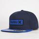 HURLEY Locals Mens Snapback Hat