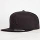 HURLEY Lowers Mens Snapback Hat