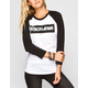 YOUNG & RECKLESS Boxed Up Womens Baseball Tee