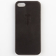 FOCUSED SPACE The Leathersmith iPhone 5 Case
