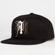 MOTIVATION Metal Detroit Mens Snapback Hat