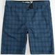 HURLEY Walsh Boardwalk Mens Hybrid Shorts