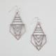 FULL TILT Cut Out Geometric Earrings