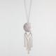 FULL TILT Disc & Arrow Necklace