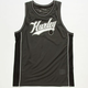 HURLEY College Rule Mens Mesh Tank