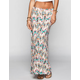 H.I.P. Chevron Maxi Skirt