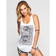 BILLABONG Talk To The Hand Womens Tank