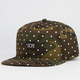 DOPE Dotted Mens Snapback Hat