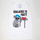 RIOT SOCIETY Koalafied Mens Tank