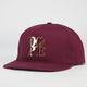 DOPE Gold Love Mens Snapback Hat