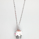 FULL TILT Cupcake Pendant Necklace