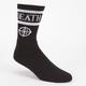 MISHKA Target Ritual Mens Crew Socks