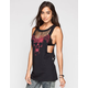 METAL MULISHA McQueen Womens Muscle Tank