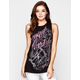 METAL MULISHA Dani G Out Of Time Womens Muscle Tank