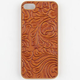 Floral Embossed iPhone 5/5S Case