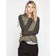 OTHERS FOLLOW Breakup Womens Twill/Fleece Jacket