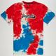 AYC Tie Dye Script Mens T-Shirt
