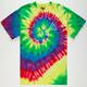 AYC Tie Dye OG Triad Mens T-Shirt