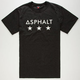 AYC Tri Star Mens T-Shirt
