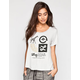 LRG Golden Icons Womens Tee