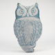 THE RISE AND FALL Owl Pillow