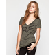 FOX Clouded Womens Tee