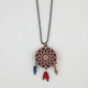 GOODWOOD NYC Dream Catcher Necklace
