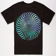 SPITFIRE Clasic Swirl Space Trip Mens T-Shirt
