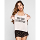 ELEMENT Kind Campaign Sit With Us Womens Tank