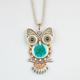 FULL TILT Owl On Branch Necklace