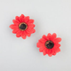 FULL TILT 2 Piece Daisy Hair Clips