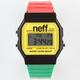 NEFF Flava XL Watch