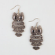 FULL TILT Owl Earrings