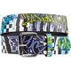 Graffiti Print Belt
