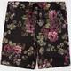 ELWOOD Pixelated Floral Print Mens Fleece Shorts