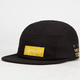 ASPHALT YACHT CLUB Fine Gold Mens 5 Panel Hat