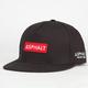 ASPHALT YACHT CLUB OG Logotype Mens Snapback Hat