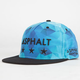 ASPHALT YACHT CLUB Ice Mens Snapback Hat