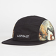 ASPHALT YACHT CLUB The Fall Mens 5 Panel Hat