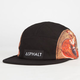 ASPHALT YACHT CLUB The Victory Mens 5 Panel Hat