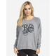 RVCA Republic Womens Sweatshirt