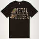 METAL MULISHA Lock Up Mens T-Shirt