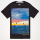 VOLCOM Floating Mens T-Shirt