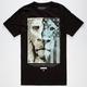 CIVIL 3 Eyed Lion Mens T-Shirt