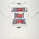 CIVIL Zero Boundaries Mens T-Shirt