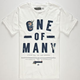 CIVIL One Of Many Mens T-Shirt