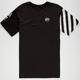 NEFF Black N White Mens T-Shirt
