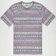 QUIKSILVER Rough Trade Mens T-Shirt