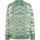 FULL TILT Ethnic Pattern Girls Wrap Sweater
